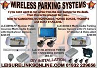 wireless parking systems