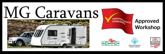 caravan and motorhome sales and accessories